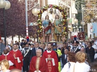 Festa di Santi Cosma e Daminao