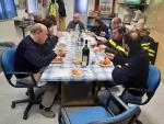 Pausa pranzo dei Volontari 24-11-2019