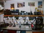 Ufficio sala radio G.R.E.S.