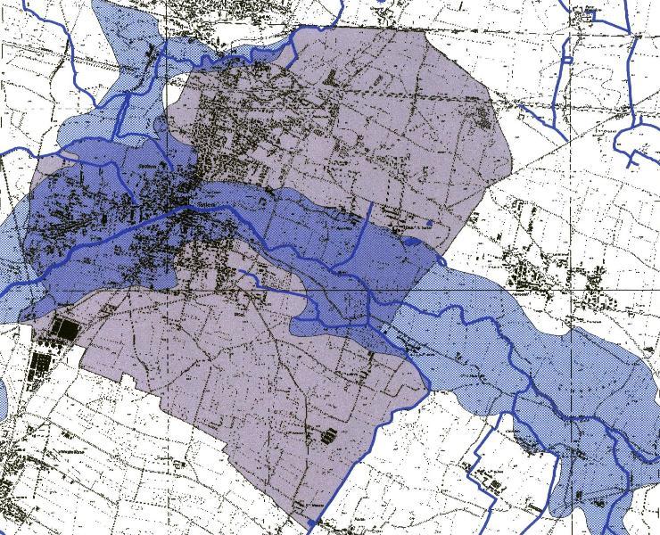 Zone alluvionate 1994