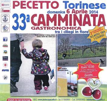 Camminata Pecetto  06-04.2014
